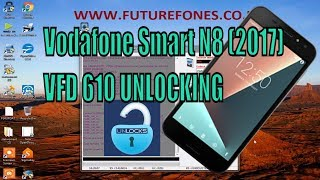 How To Unlock Vodafone Smart E8 VFD 510 with Furious Gold