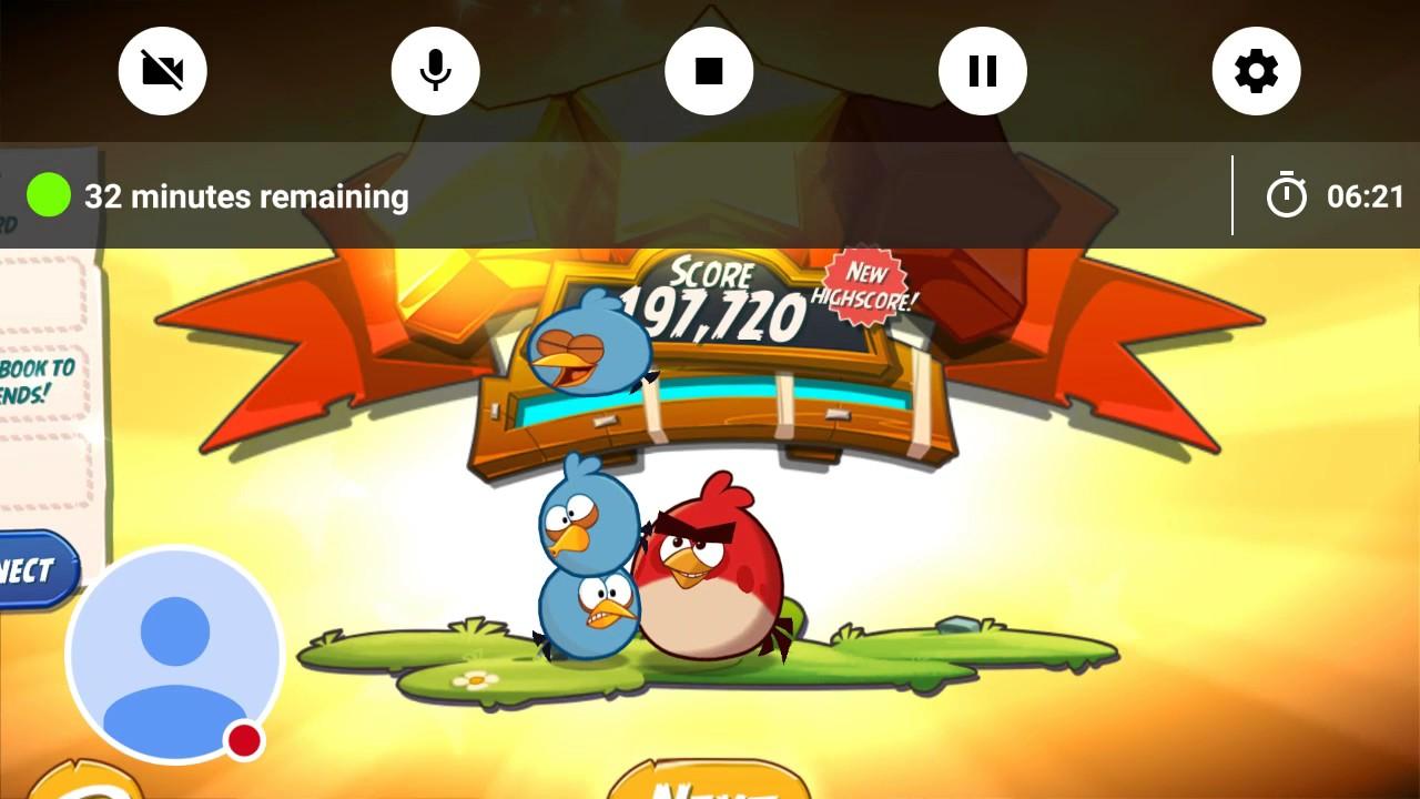 Angry Birds 2 Stream