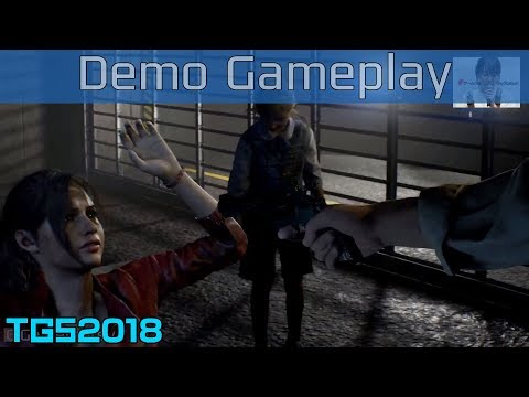 Resident Evil 2 Remake - TGS 2018 Demo Gameplay [HD 1080P]