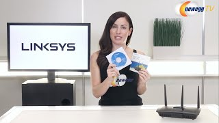 Hailey Bright for NewEgg.com- Linksys Max-Stream AC1900 Multi User-MIMO WI-FI Router Overview