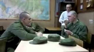 Полный ржач, Армейский прикол октябрь 2015, солдаты чудят