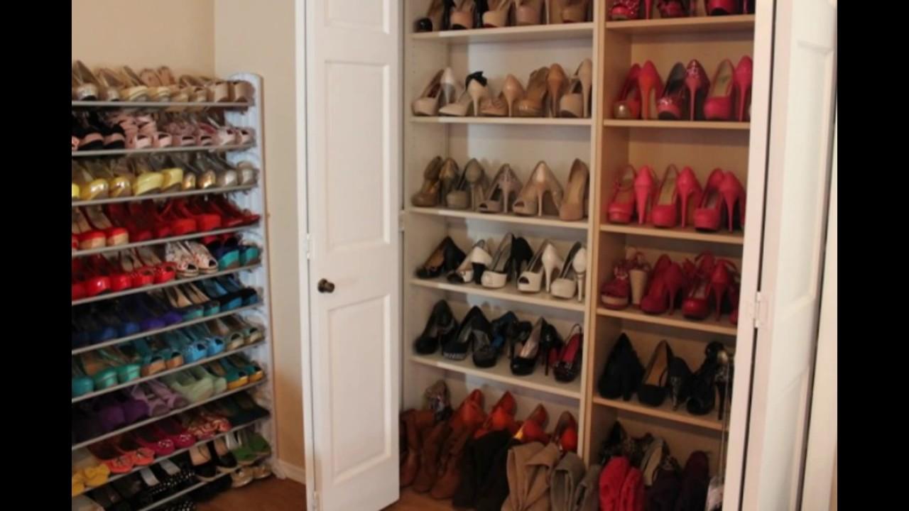 Shoe Racks For Closets