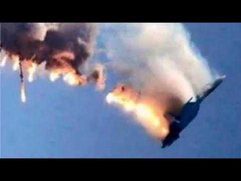 NATO, TURKEY Down RUSSIA JET, 1 Pilot Dead, PUTIN Revenge!! 11.24.15 See DESCRIPTION