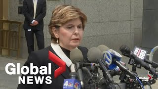 Gloria Allred says Epstein trial may not occur until 2020 due to various motions
