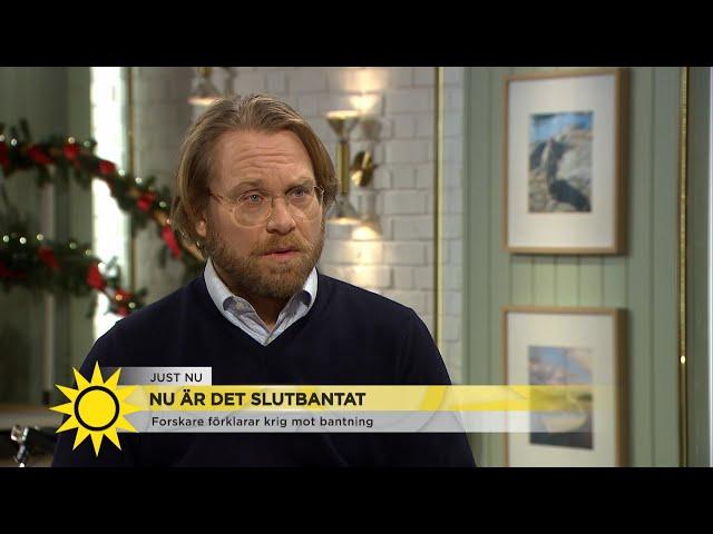 Därför är det meningslöst att banta - Nyhetsmorgon (TV4)
