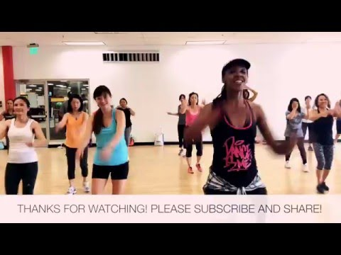 """Mom"" by Megan Trainor - ZUMBA with Kiesha"