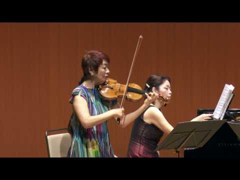 水野佐知香と仲間達〜クラリネット、ヴァイオリンとピアノのための組曲 op.157-b