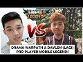 Drama Lagi Warpath & Daylen Dua Pemain Pro + YouTuber Mobile Legends