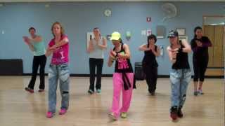 """Tempted to Touch"" by Rupee *Dance Fitness* COOL-DOWN"
