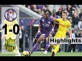 Video Gol Pertandingan Toulouse FC vs Nantes