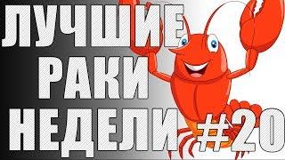 ЛРН выпуск 20. ФИДЖЕТ СУшка Лучшие Раки Недели
