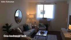 Take a tour of The Fowler apartments in Downtown Boise