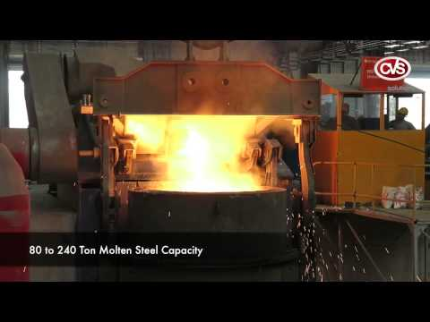 New Era in Foundry Technology / Akdas Casting Industry Project