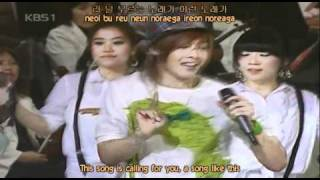 ROM/HAN/ENG; SS501 A Song Calling For You live