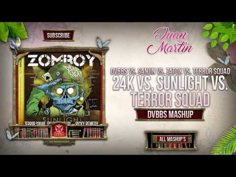 24k vs. Pyramids vs. Terror Squad vs. Sunlight (DVBBS Mashup)