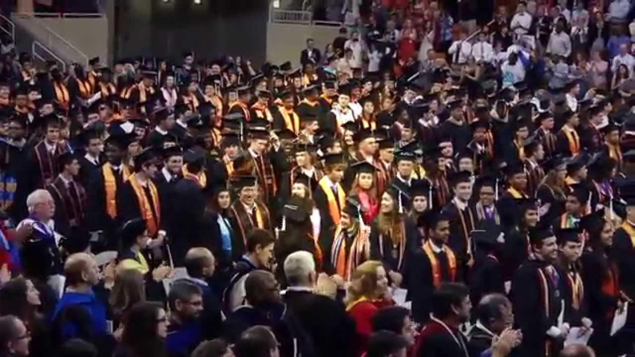 Wole's Graduation - Mercer University - 2014
