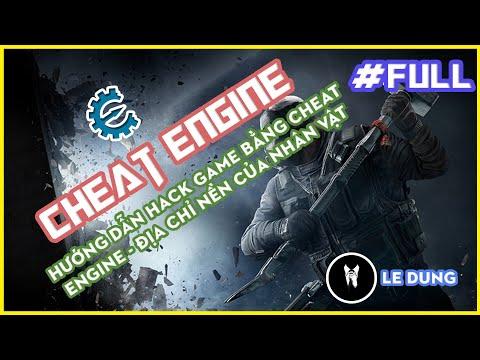 cách sử dụng cheat engine hack game online - Hướng dẫn hack game bằng Cheat Engine | Địa chỉ nền của nhân vật | Cheat Engine Tutorial