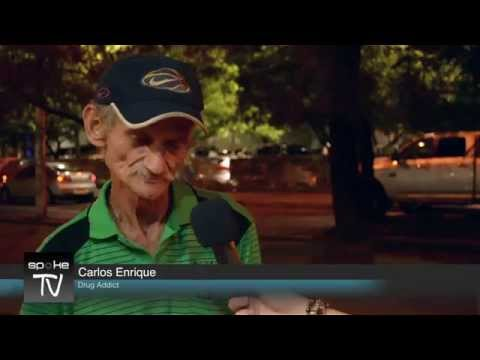 A Man's Struggle With Drug Addiction