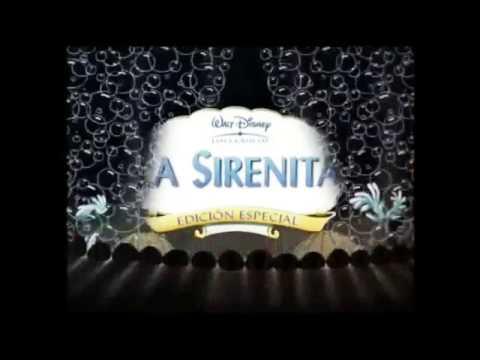 Tráiler la sirenita ( español - latino)