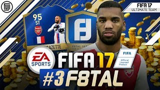 RECORD BREAKER!!! F8TAL! #3 - FIFA 17 Ultimate Team