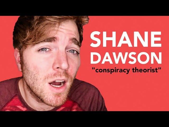 "Shane Dawson the ""Conspiracy Theorist"""