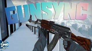 CSGO GUN SYNC | Counting Stars