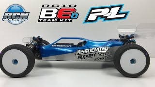 pro line predator body trifecta wing and electrons team associated b6d