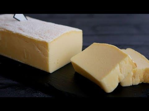 しゅわしゅわ~音も楽しい♪チーズテリーヌ   Cream Cheese Terrine