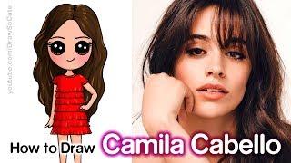 How to Draw Camila Cabello