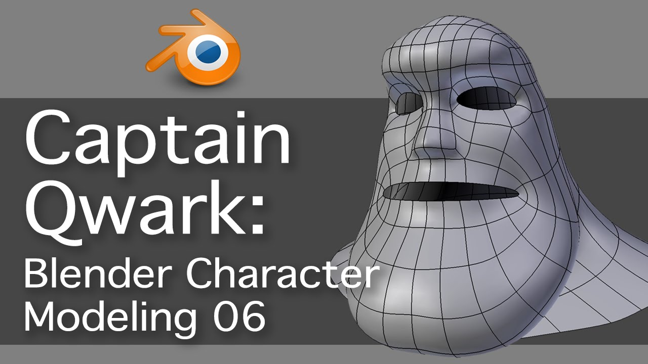 Character Modeling Blender Pdf : Captain qwark blender character modeling of youtube