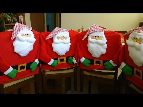 Moldes de adornos navidenos para sillas niza regalos de - Adornos navidenos para sillas ...