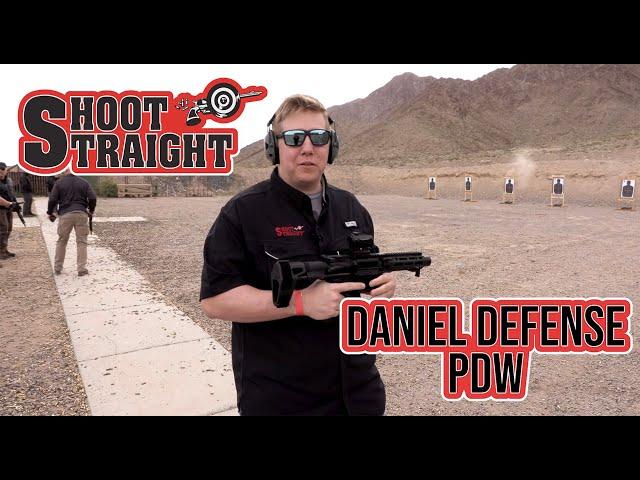 DANIEL DEFENSE PDW