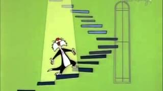 """Sylvester and Tweety Mysteries-""""New Russian Dubbing"""""""