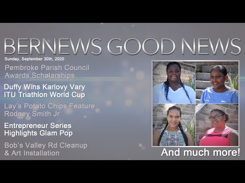"Bernews ""Good News"" Sunday Spotlight, September 20, 2020"