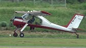 PZL104 Wilga 35A SP-AHY FOR SALE - YouTube