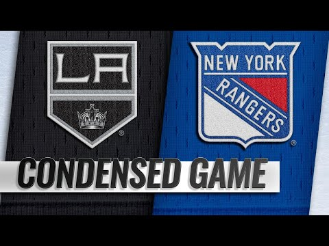 02/04/19 Condensed Game: Kings @ Rangers
