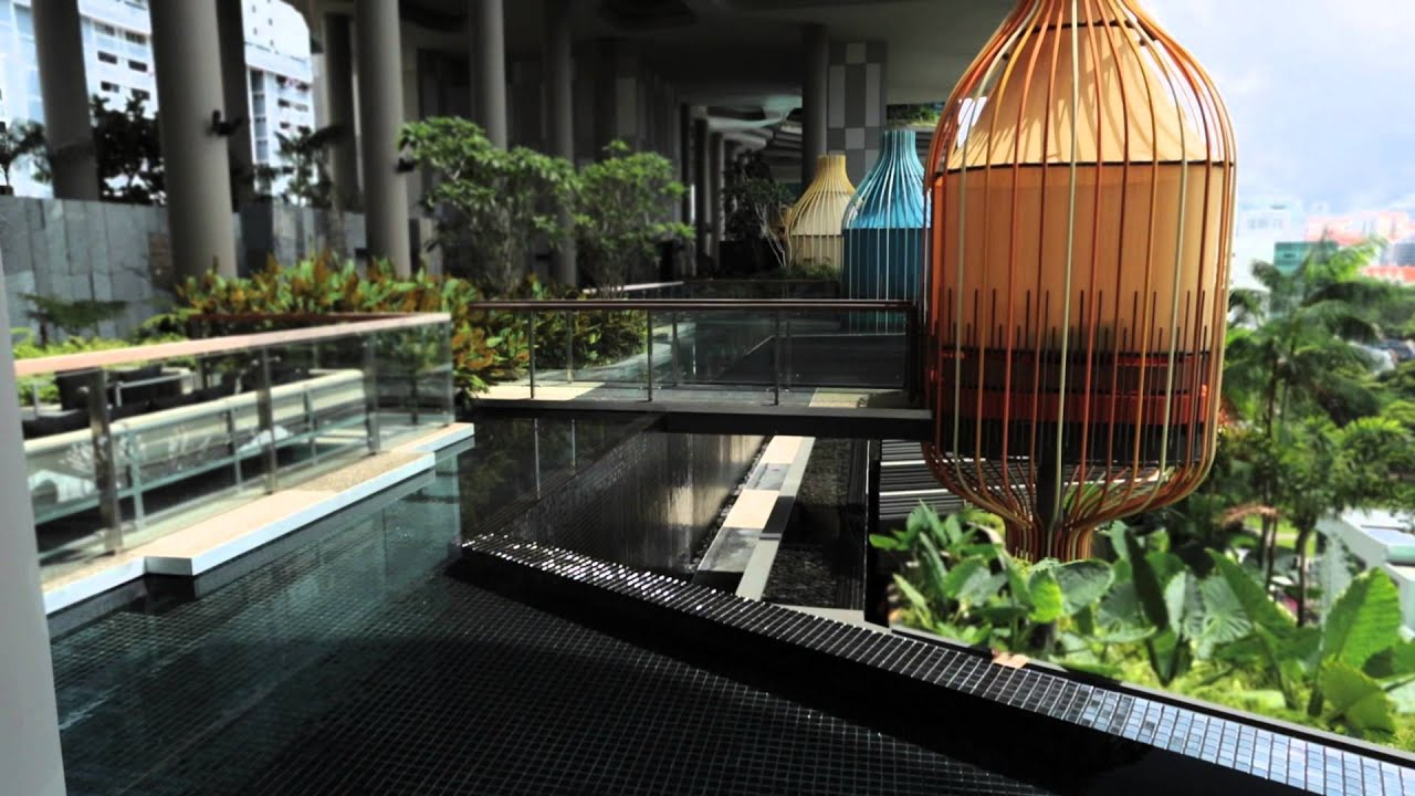 Singapore Park Royal Hotel