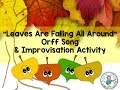 Fall Music Lesson And Song Leaves Are Falling All Around mp3