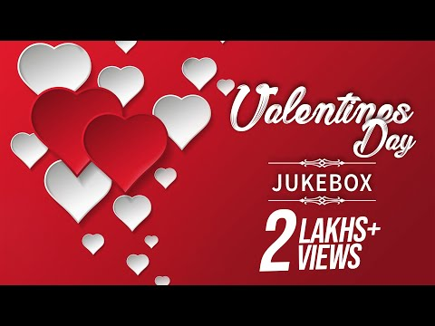 Valentines Day Special | Bengali Romantic Songs | Official Audio Songs JukeBox 2017