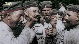 Первая мировая война в цвете HD серия #2 Страх и ненависть
