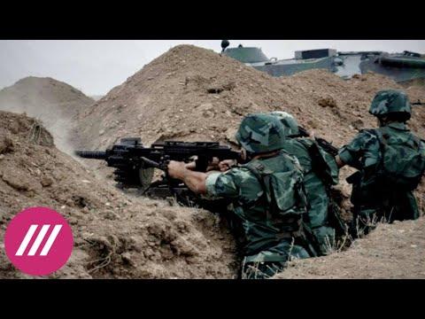 Разрушения и воронки от снарядов. В Нагорном Карабахе продолжаются бои