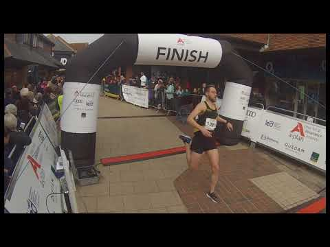 Yeovil Half Marathon 2018
