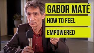 Dr. Gabor Maté on How to Reframe a Challenging Moment and Feel Empowered | The Tim Ferriss Show