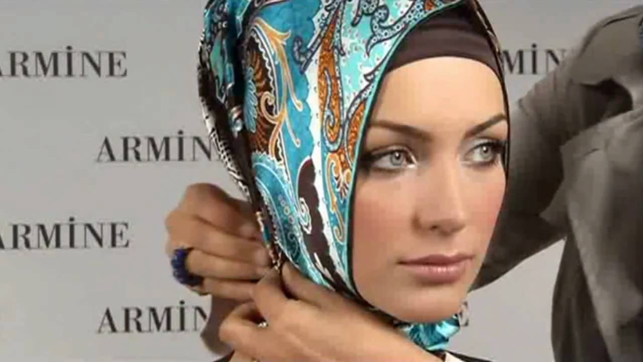 Hijab Fashion Armine E Arp Ba Lama Modelleri 2 Youtube