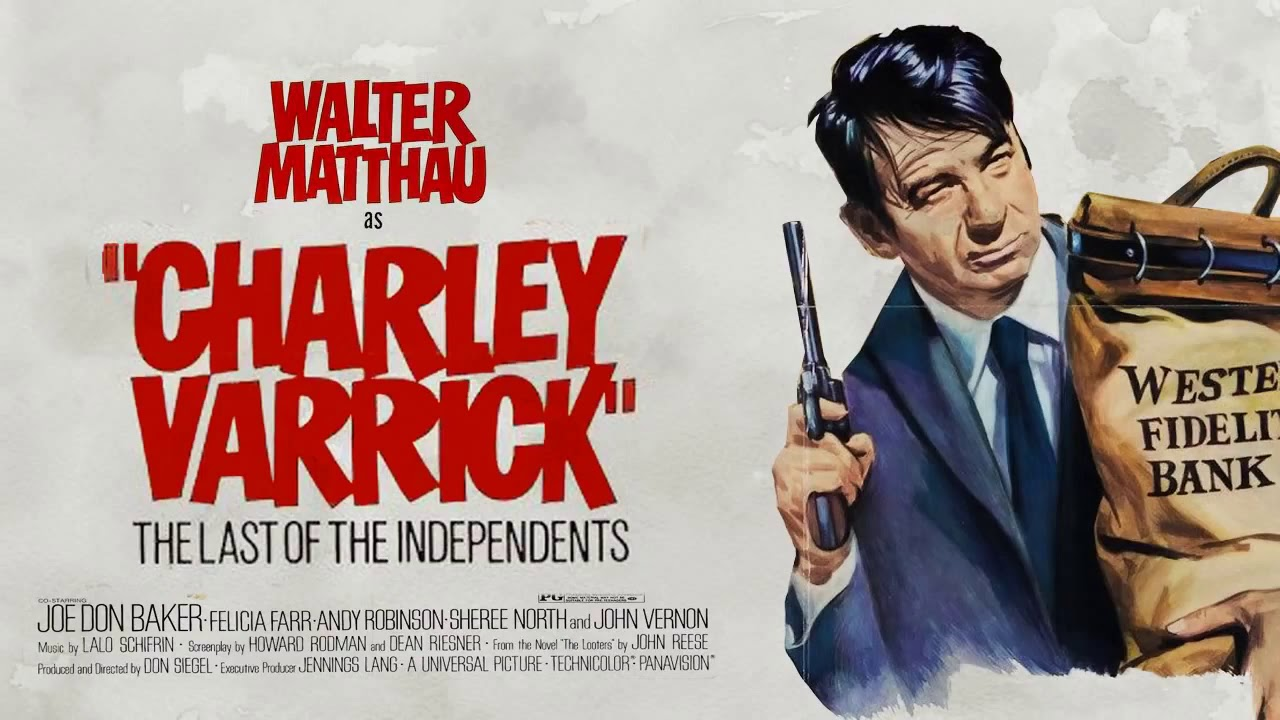 Download Lalo Schifrin - Charley Varrick (1973)