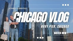 CHICAGO NAVY PIER TOUR | Nepali BrewBoy Adventures