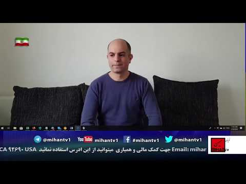 وضعیت جوانان  اسیر اهریمن حاکم بر ایران در گفتاری از محمدرضا مقدم