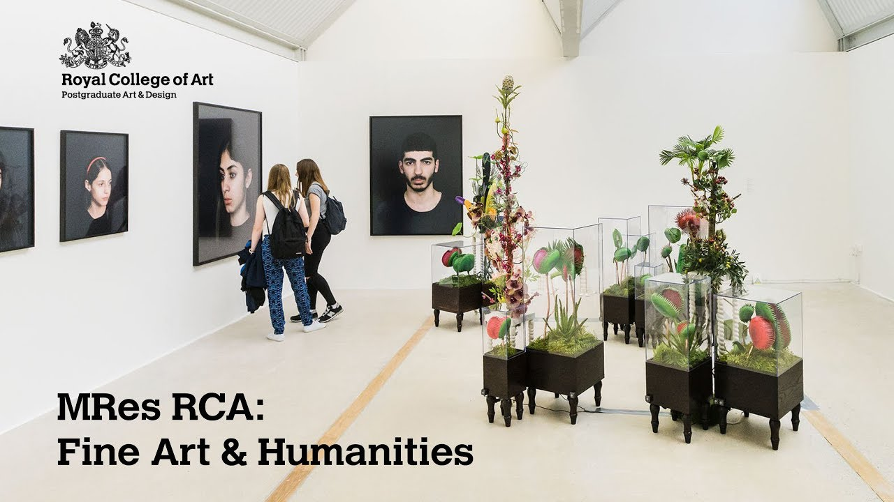 Mres Rca Fine Art Humanities Pathway Youtube