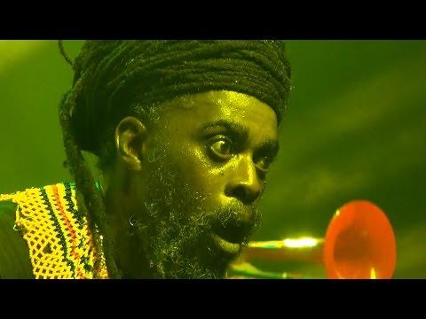 "Ghetto Priest & Positive Thursdays In Dub""Jungle""- Live @ Reggae Nad Wartą 2014"