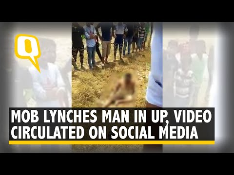 Mob Lynches Man in UP's Hapur Following Rumours of Cow Slaughter | The Quint